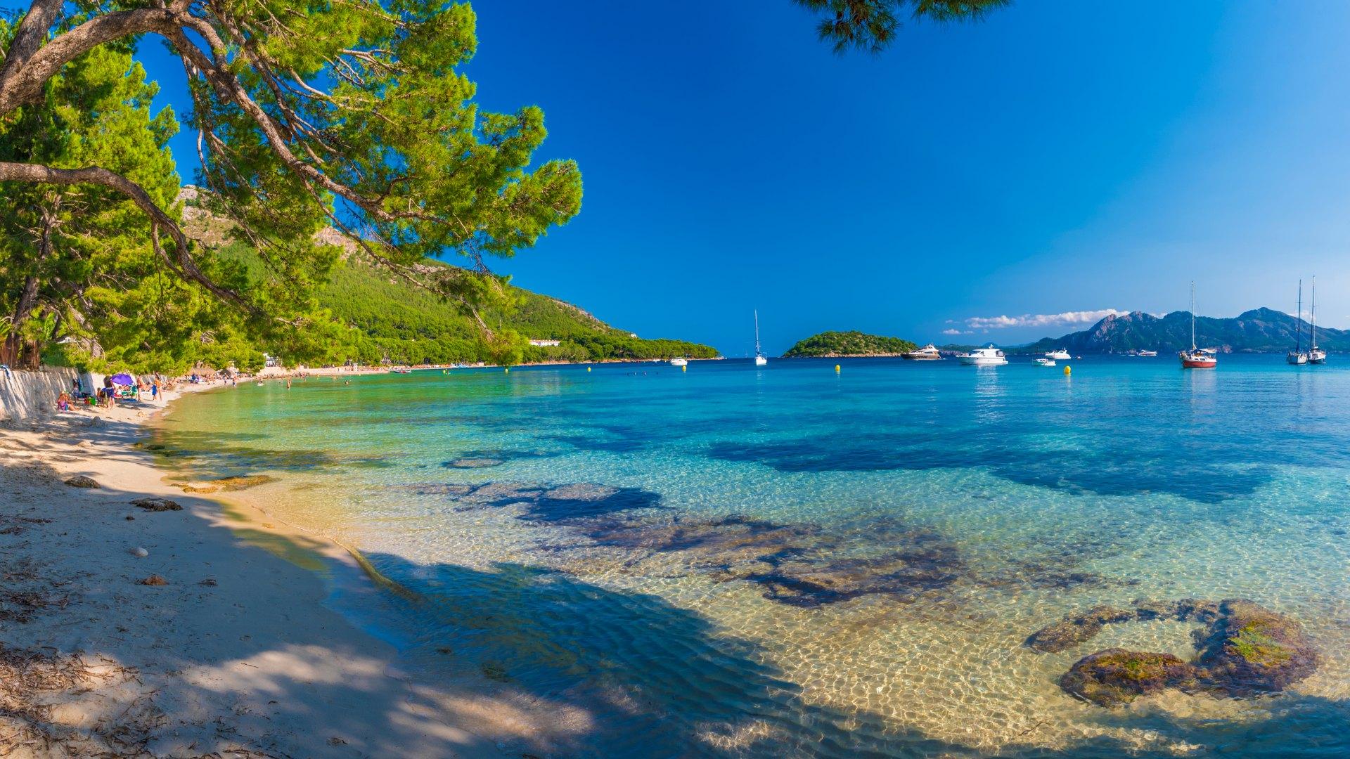 Mallorca mapy ke stažení – 7 nádherných map