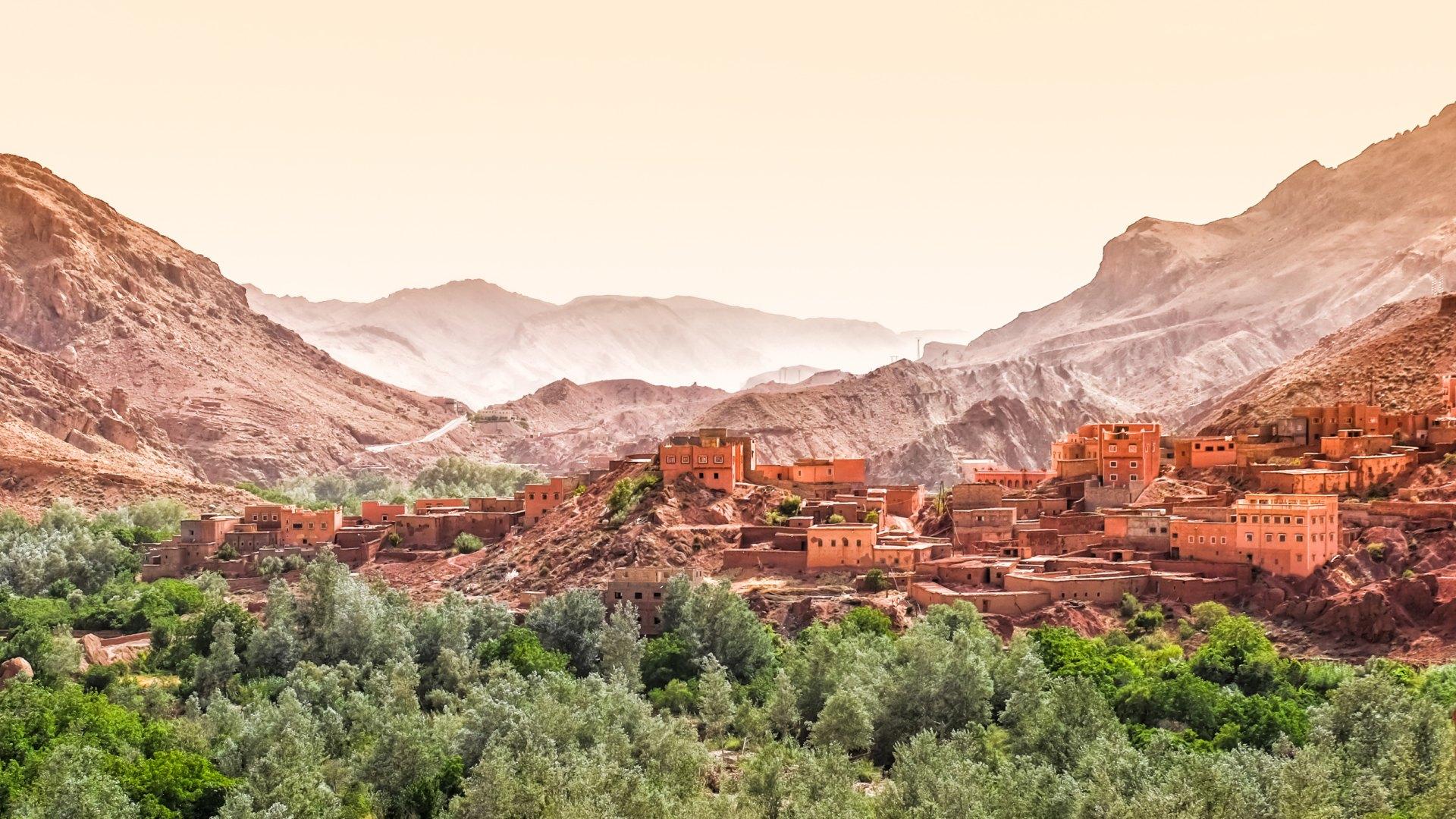 Mapy Maroka pro vás – Výběr kvalitních map zdarma