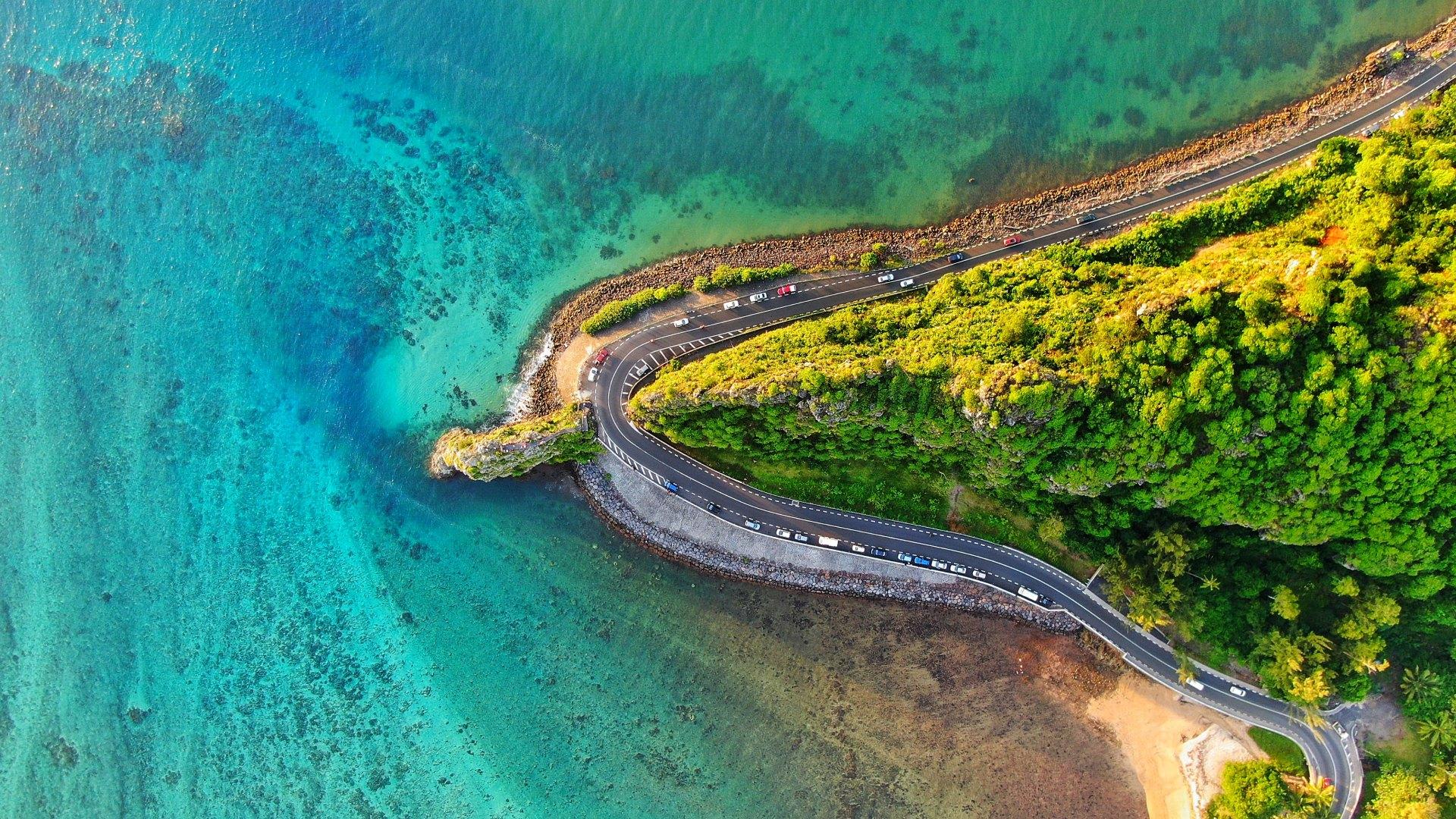 Mauricius mapa – TOP 8 map ke stažení zdarma
