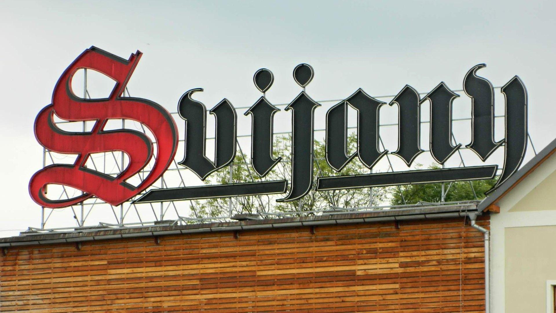 Pivovar Svijany – Prodejna, restaurace, průvodce