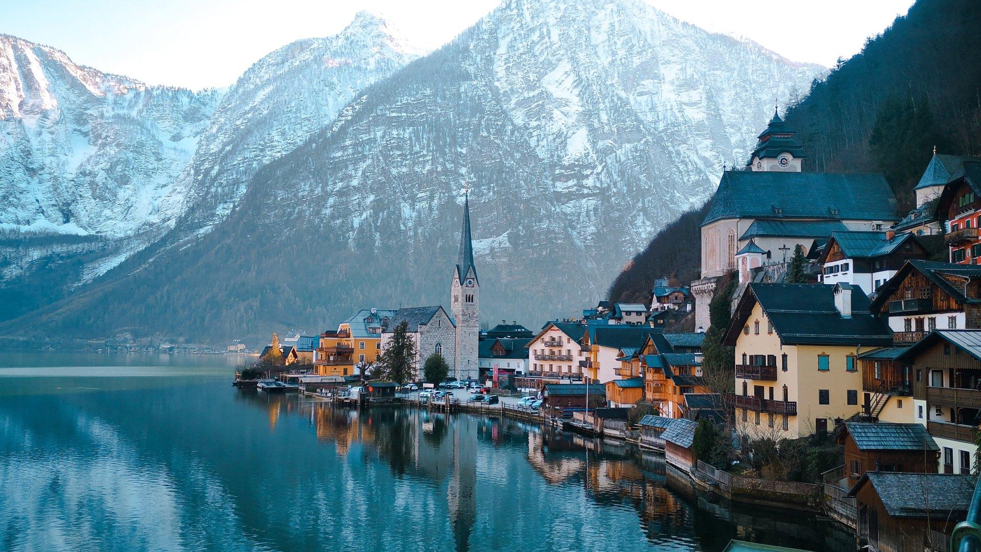 Rakousko mapa – Nejlepších 10 map ke stažení zdarma