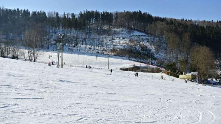Ski Hrubá Voda průvodce areálem a okolím