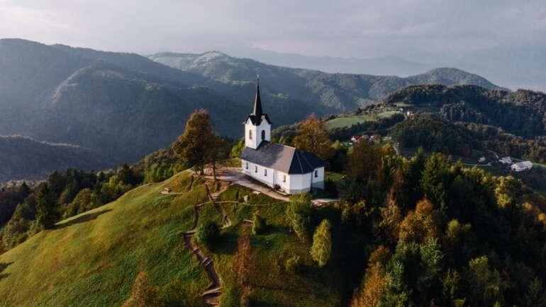 Slovinsko mapy - 10 nejlepších map ZDARMA pro vás
