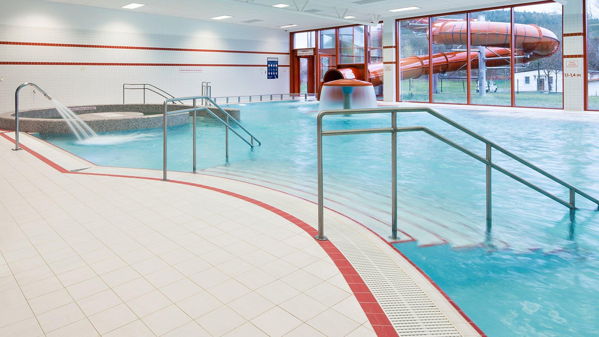Bazén Klatovy – Ceník, otevírací doba, průvodce