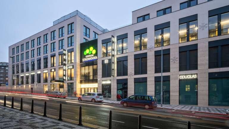 OC Stromovka – Vše co potřebujete vědět o novém obchodním centru