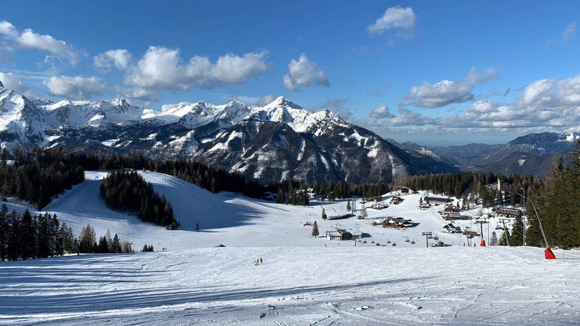 Ski Hinterstoder – Proč musíte jet právě sem!