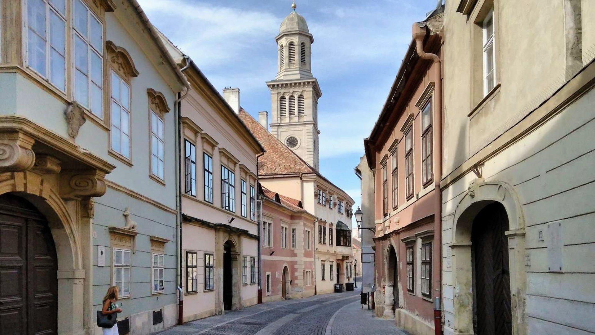 Šoproň v Maďarsku – Průvodce městem a jeho krásami