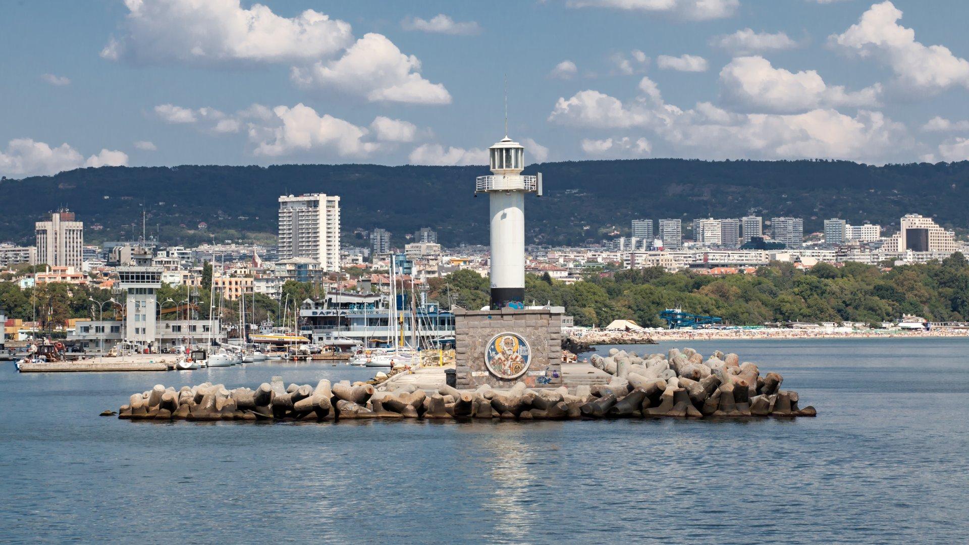 Varna v Bulharsku – Nejenom letiště, ale i skvělé místo na dovolenou