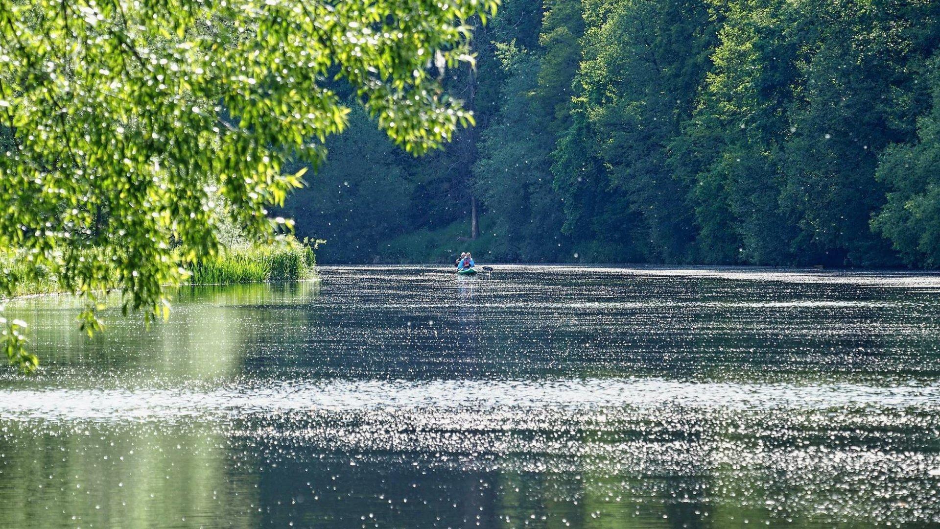 Vltava aneb nejdelší řeka České republiky