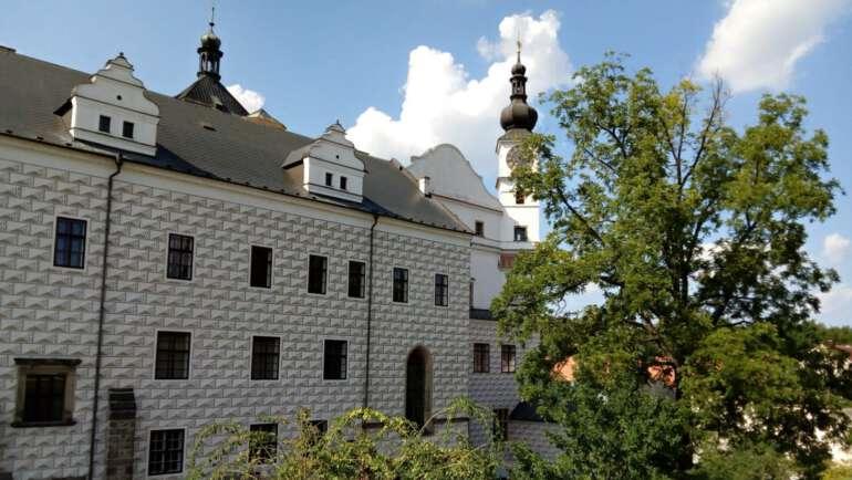 Zámek Pardubice – Akce, výstavy a prohlídky