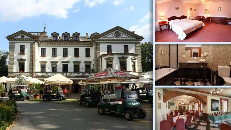 Golf Resort Hotel Konopiště - Zámecký luxus s prvotřídními službami