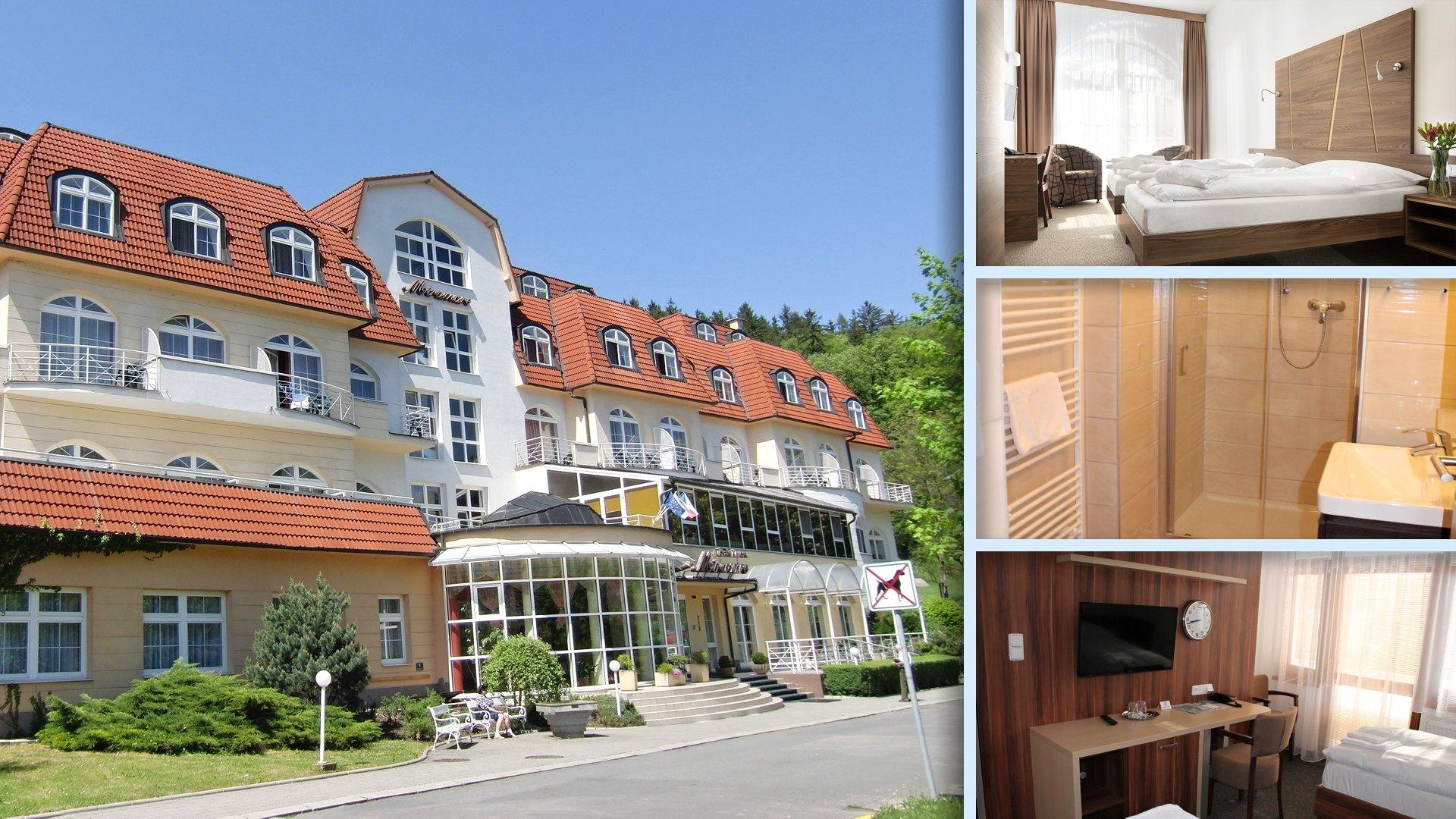 Lázeňský hotel Miramare Luhačovice - Vysoký standard a všechny služby pod jednou střechou