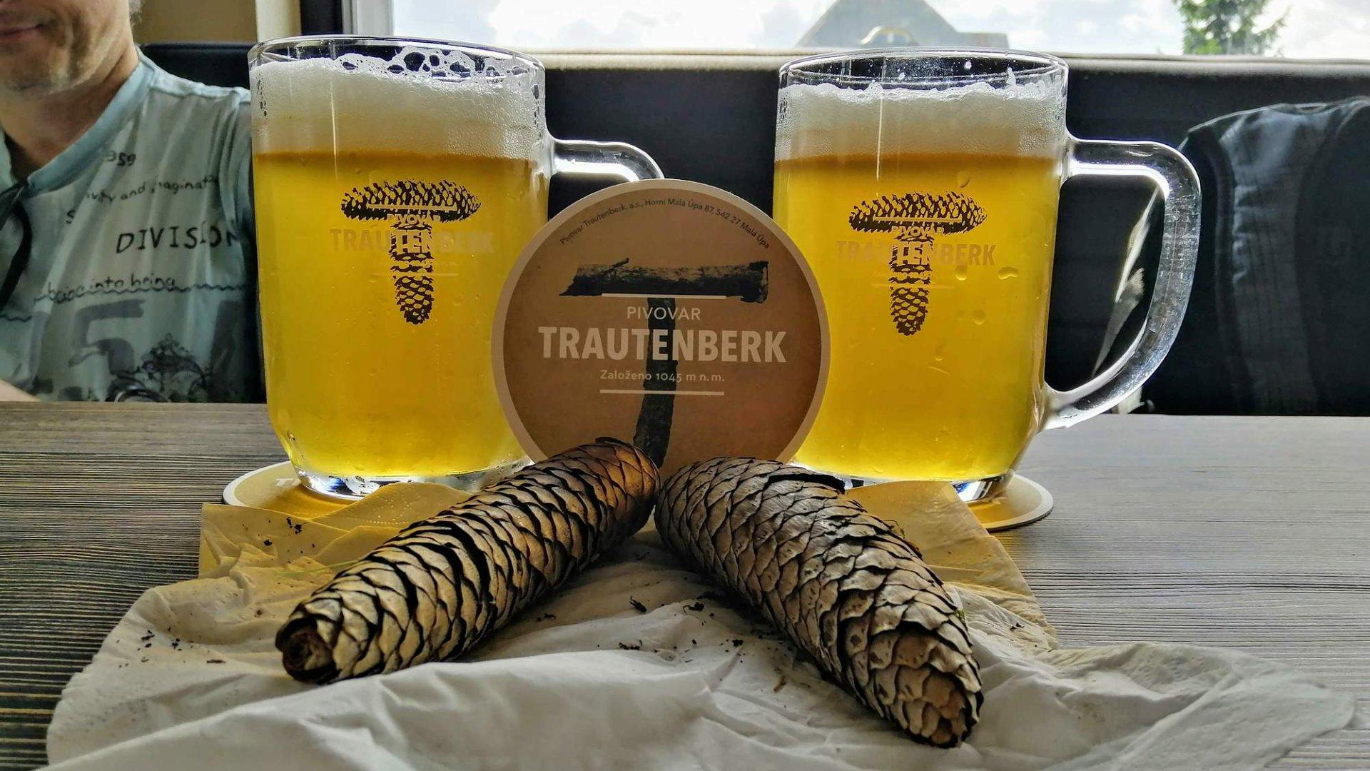 Pivovar Trautenberk v Malé Úpě – Geniální cíl výletu v Krkonoších