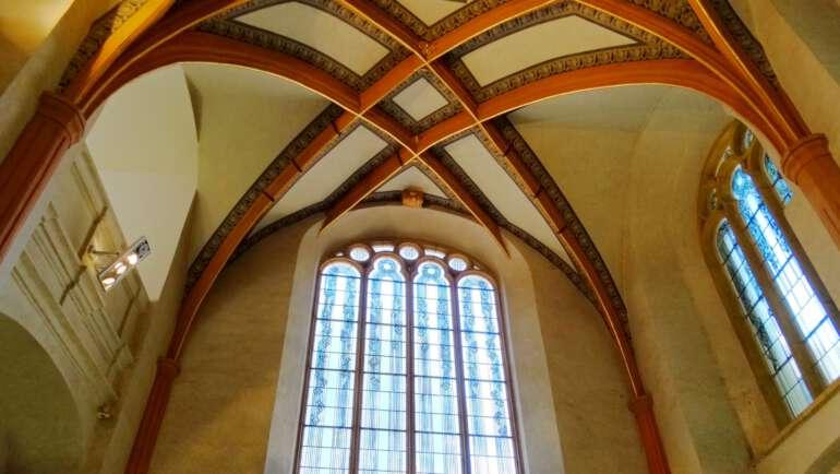 Pinkasova synagoga v Praze – Vstupné, otevírací doba, adresa, průvodce