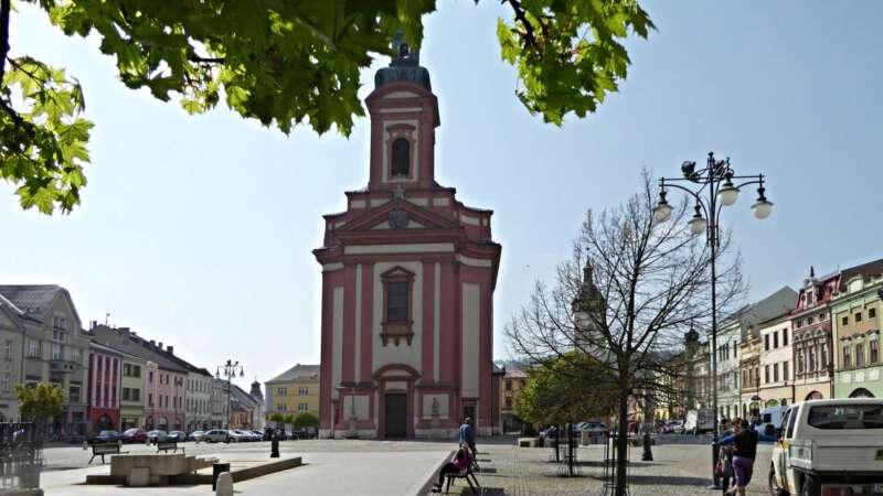 Počasí Hranice na Moravě – aktuální předpověď a dlouhodobá předpověď