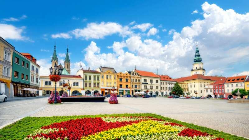 Počasí Kroměříž aktuálně na 7 dní i dlouhodobé statistiky