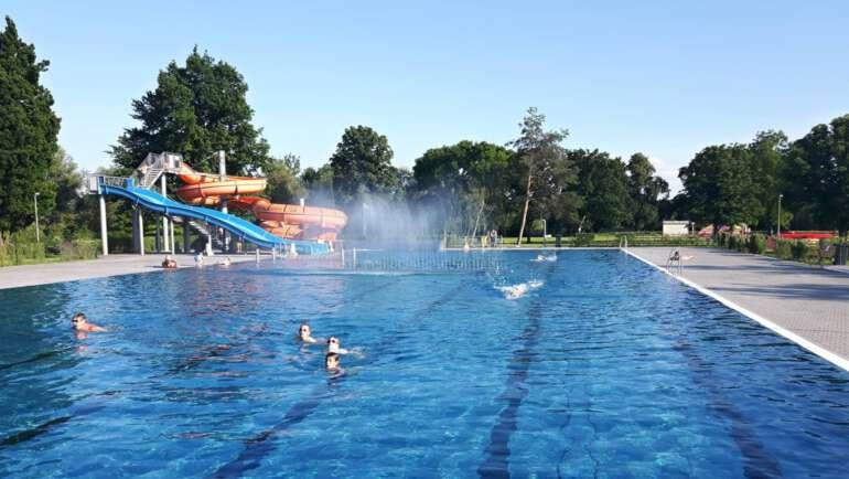 Koupaliště Hodonín a krytý plavecký bazén – Osobní průvodce s tipy