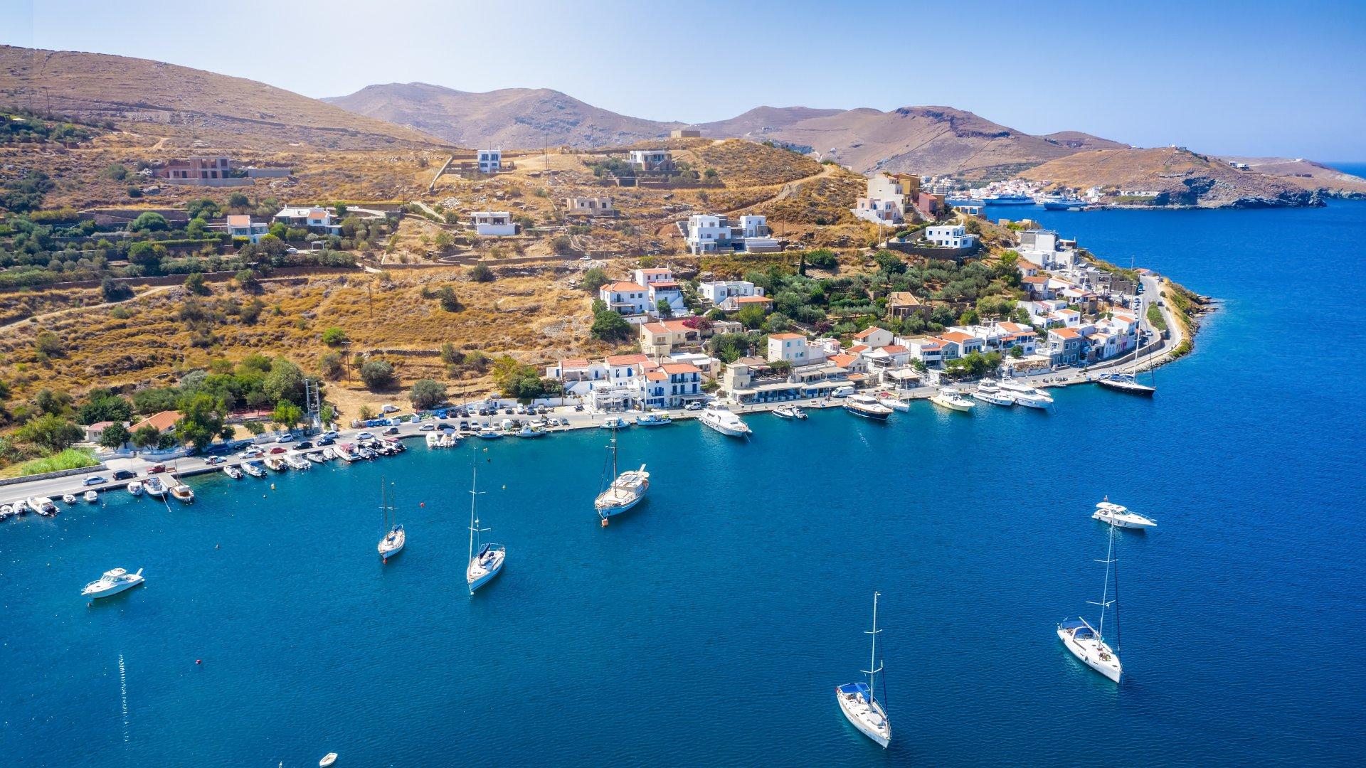 Ostrov Kea v Řecku – Průvodce ostroven na dohled Athén