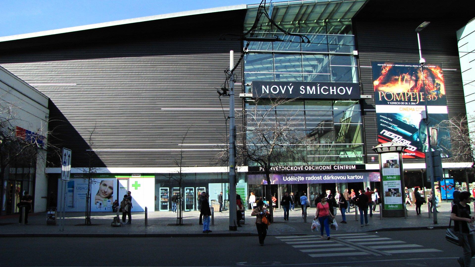 Obchodní centrum Nový Smíchov – Průvodce a tajné tipy