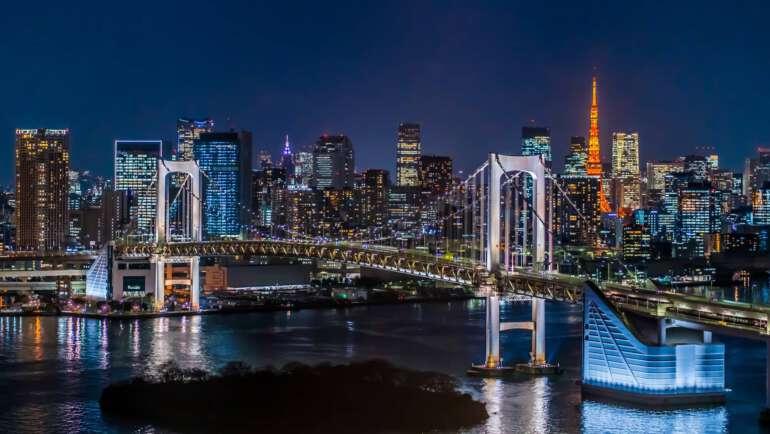 Největší město na světě a kolik má obyvatel? Poznejte Tokio