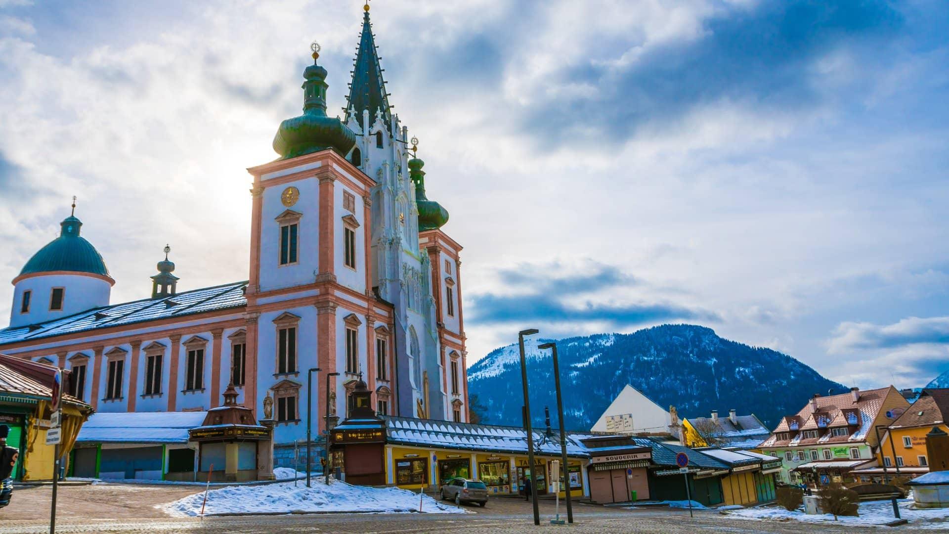 Mariazell Rakousko – Průvodce městem a adventní trhy