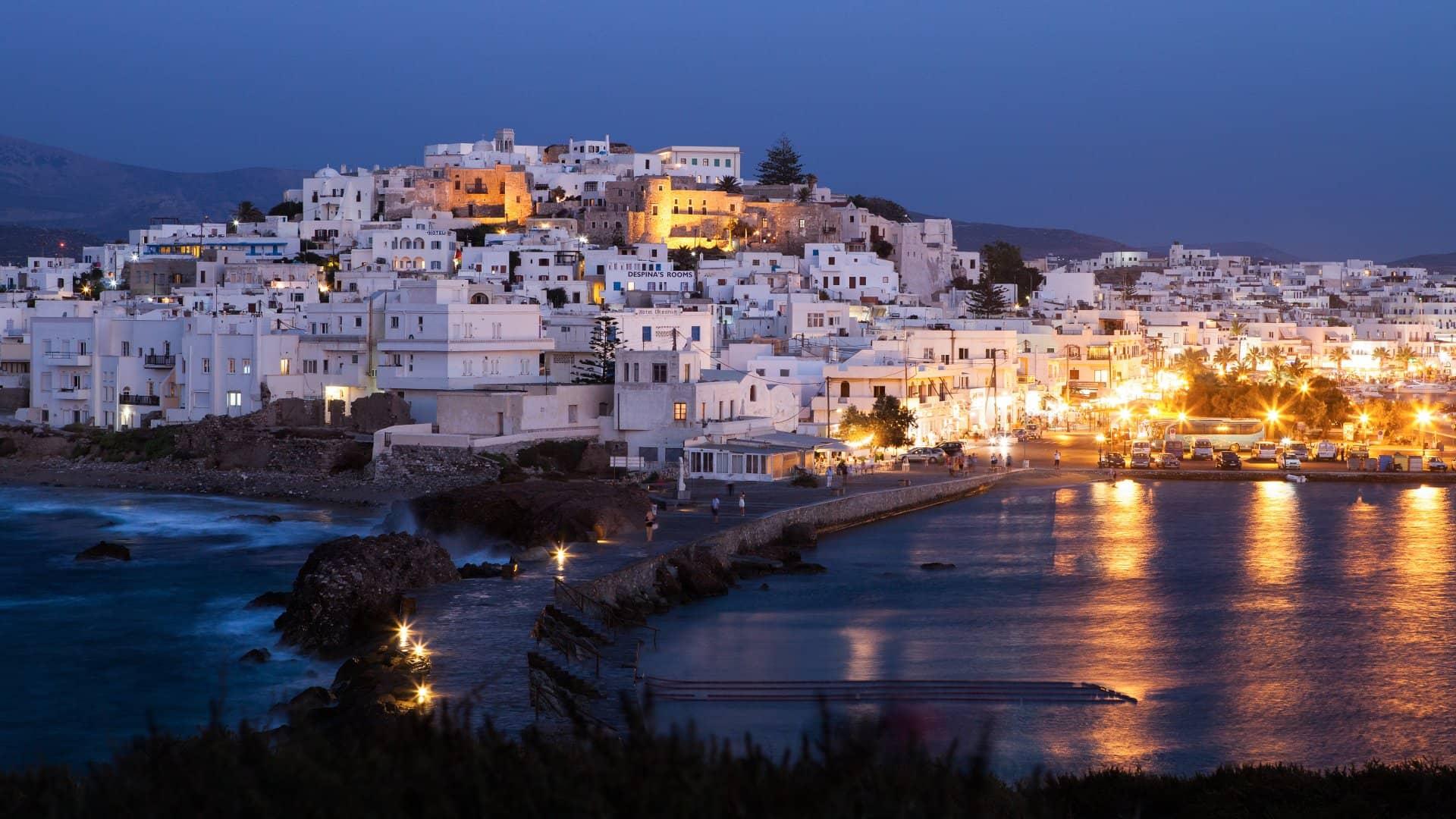 Ostrov Naxos – Klidná a jedinečná dovolená v Řecku