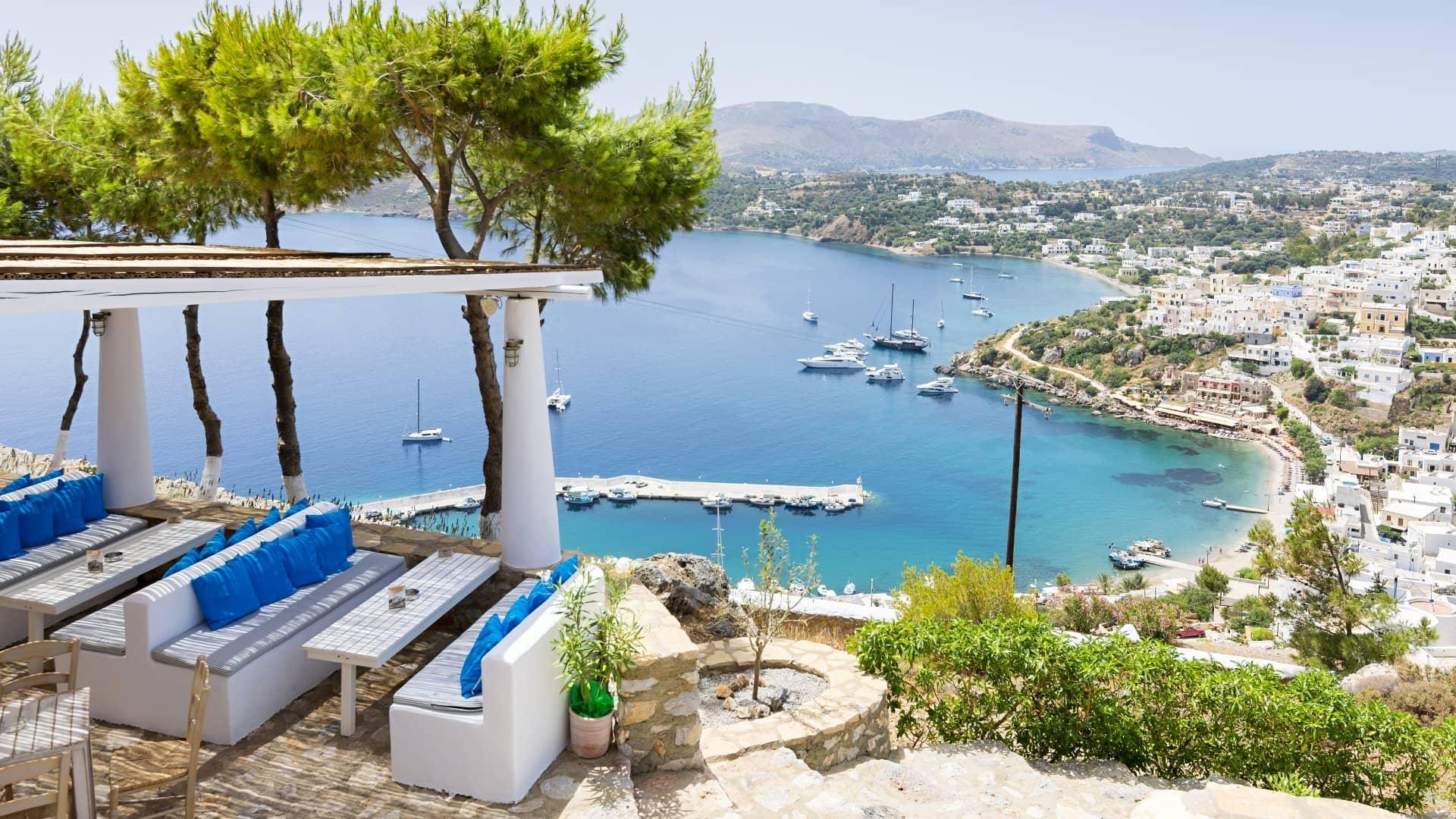 Ostrov Leros v Řecku – Perla v Egejském moři